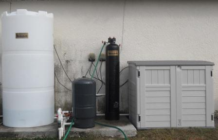 After - NE Cape Coral Whole House Reverse Osmosis Water Purification System