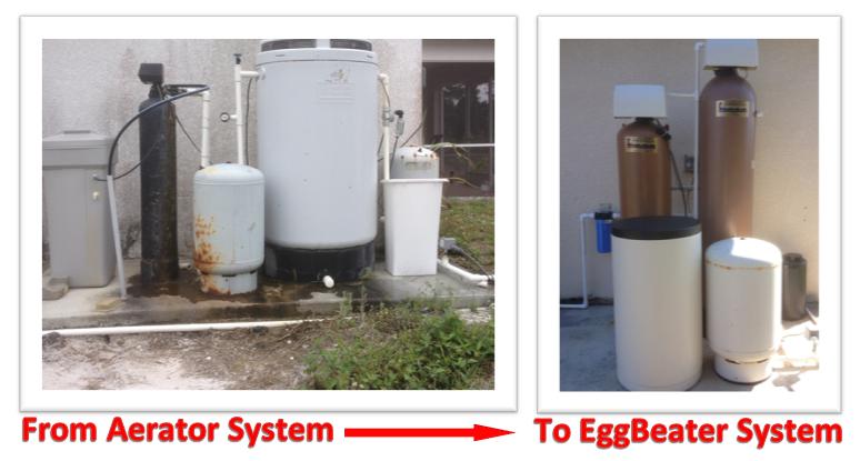 aerator vs egg beater